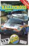 Rallycross Simulator C64 Box
