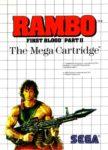 Rambo First Blood Part II Box