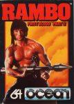 Rambo - First Blood Part II C64 Box