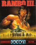 Rambo III C64 Box