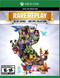 Rare Replay Box