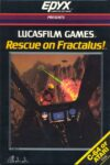 Rescue on Fractalus C64 Box