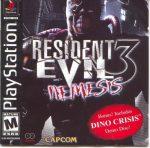 Resident Evil 3 Nemesis Box