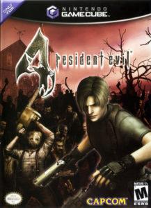 Resident Evil 4 Box