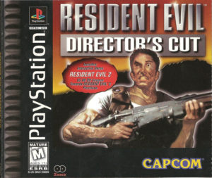 Resident Evil Director's Cut Box