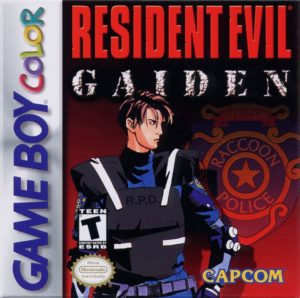 Resident Evil Gaiden Box