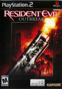 Resident Evil Outbreak Box
