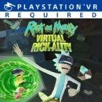 Rick and Morty - Virtual Rick-ality Box