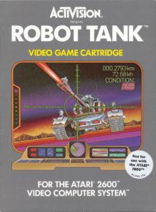 Robot Tank Box