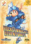 Rocket Knight Adventures Box