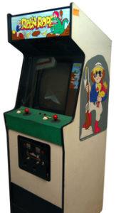 Roc'n Rope Arcade Cabinet