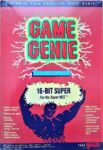 SNES Game Genie Box
