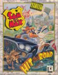 Sam & Max - Hit the Road DOS Box