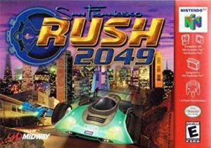 San Francisco Rush 2049 Box