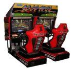 Scud Race Arcade Cabinet