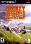 Secret Weapons Over Normandy PS2 Box
