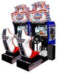 Sega Race TV Arcade Cabinet