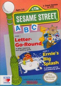 Sesame Street ABC Box