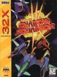 Shadow Squadron Sega 32X Box