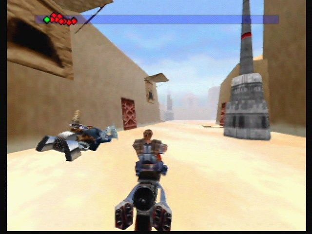 Shadows of the Empire - Streets of Mos Eisley