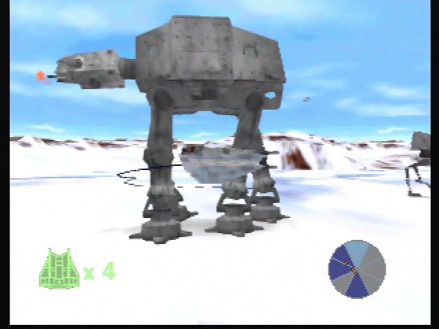 Shadows of the Empire - The Battle of Hoth