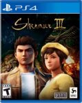 Shenmue III PS4 Box