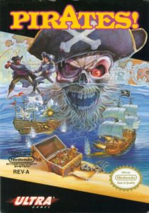 Sid Meier's Pirates! Box