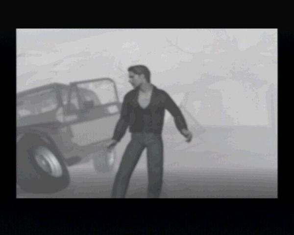 Silent Hill - Car Accident