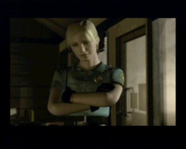 Silent Hill - Cybil