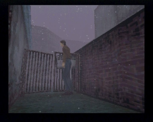Silent Hill - Harry In Search for His Daughter
