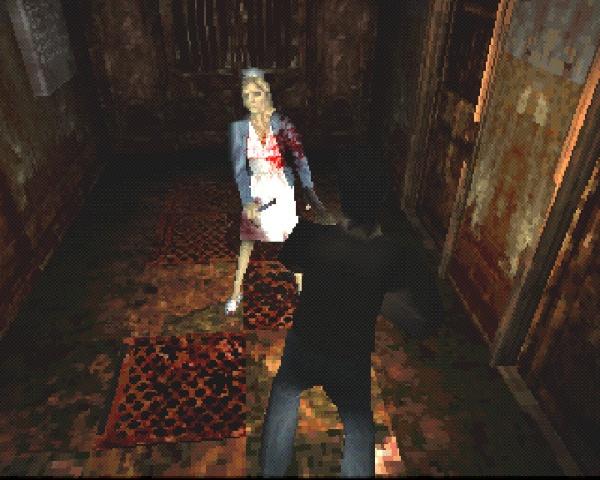 Silent Hill - Nurse
