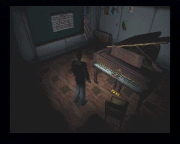 Silent Hill - Piano