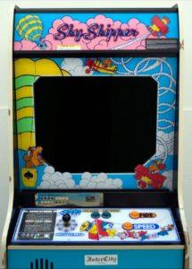 Sky Skipper Arcade Cabinet