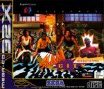Slam City with Scottie Pippen Mega CD 32X Box