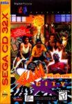 Slam City with Scottie Pippen Sega CD 32X Box