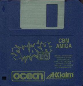 Smash TV Amiga Disk
