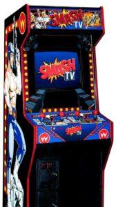 Smash TV Arcade Cabinet