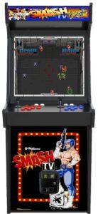 Smash TV Arcade Cabinet Front