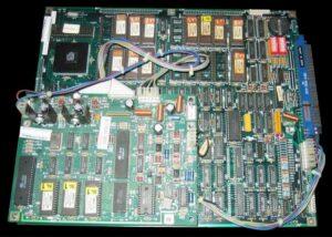Smash TV Arcade PCB