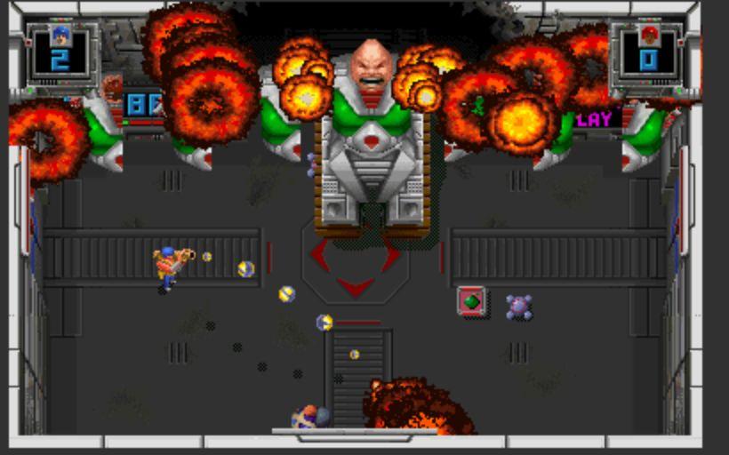 Smash TV - Boss Battle 2