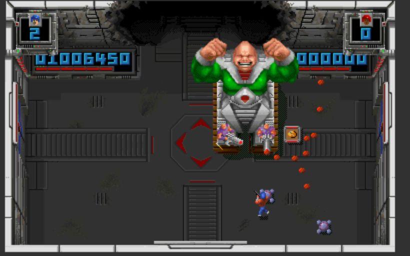 Smash TV - Boss Battle