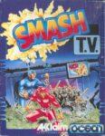 Smash TV Commodore 64 Box