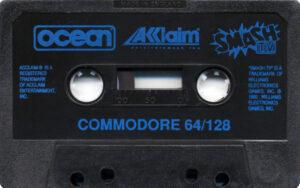 Smash TV Commodore 64 Cassette Tape