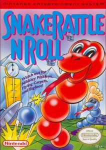 Snake Rattle n Roll Box