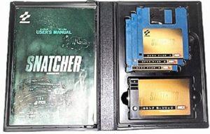 Snatcher MSX2 Complete Box