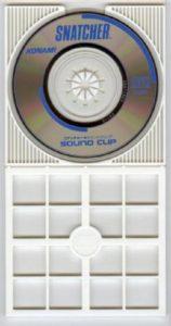 Snatcher PC Engine CD ROM Sound Clip Media