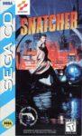 Snatcher Sega CD Box