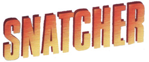 Snatcher Sega CD Logo