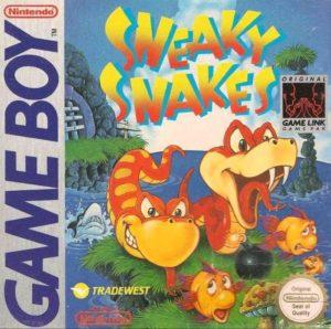 Sneaky Snakes Box