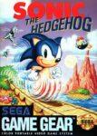 Sonic The Hedgehog Game Gear Box